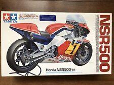Tamiya 14121 1984 Honda NSR500 1/12 Scale Motorcycle Model Kit