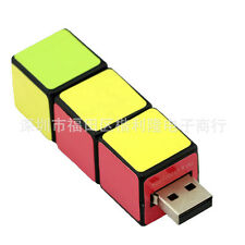 Ouonline Magic Cube Puzzle 16Gb Novelty USB Flash Drive Memory Stick Gift