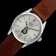 Rolex Airking 5500 with Pool Intairdril Libya Logo Dial 1979