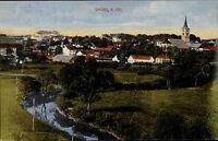 Gmünd Niederösterreich Österreich Austria ~1910 Panorama Landschaft Kirche Stadt