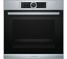 BOSCH HBG674BS1B Built-In Single Pyrolytic Self-Clean Oven