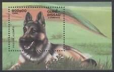 Guine-Bissau postfris 1988 MNH blok 273 - Honden / Dogs (hb008)
