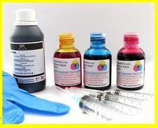 kit inchiostro ricarica cartucce hp 301 nero 301 c per stampante Deskjet 2050