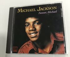 Michael Jackson CD Forever Michael Made In Japan Ultra Rare No Promo