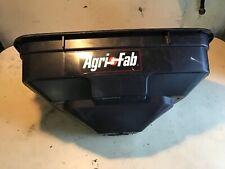 Agri Fab Agri-Fab Agrifab Fertilizer Spreader Pull Tow Seed Salt Broadcast Bin