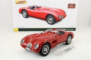 CMC 1:18 scale Jaguar C-Type 1952 XKC 023 Red(M-193) LE1,000