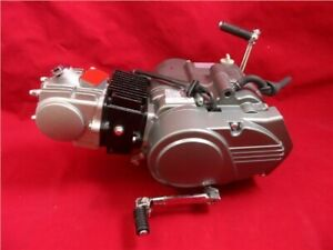 New GN110cc 4 Speed Manual Pit Bike Engine. E/O. 110 Engine