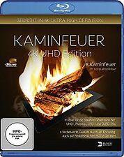 Kaminfeuer - UHD Edition (gedreht in 4K Ultra High D...   DVD   Zustand sehr gut