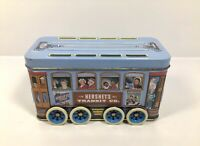Hershey's Transit Co. Vehicle Series Trolley Canister #2 - 2000 Tin - Empty