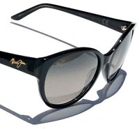 NEW* Maui Jim VENUS POOLS Black POLARIZED Grey Womens Sunglass GS100-02L