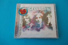 "CREAM "" THE VERY BEST OF "" CD 1995 POLYGRAM NUOVO SIGILLATO"