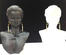 diamonte earrings Pair