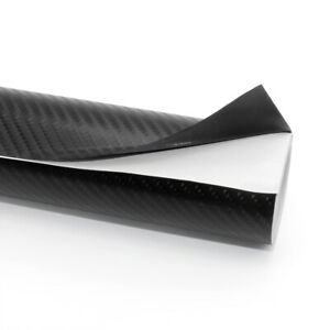 4D Carbon Auto Folie Selbstklebend Car Wrapping Folie Autosticker 30 X 200cm DHL