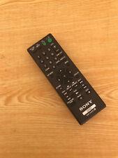 Sony RMT-D187A Remote Control