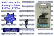 Remington Foil & Cutter for F4900 F5800AU F7800AU - SP300AU NEW GENUINE IN STOCK