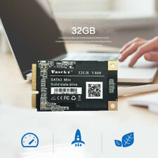 "Vaseky SSD 32G Mini MSATA 1.8"" Solid State Drive For Laptop Desktop Computer PC."