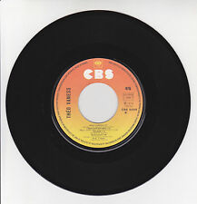 "Théo VANESS Vinyl 45T 7"" BACK TO MUSIC-I WHO HAVE NOTHING Juke-Box CBS 6098 RARE"