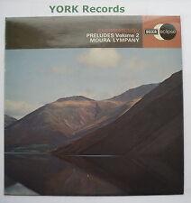 ECS 694 - RACHMANINOV - Preludes Vol 2 - MOURA LYMPANY - Excellent Con LP Record