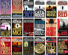 Alex Cross Collection Set 1-18 Fiction Thriller Mystery Series Books Brand New!!