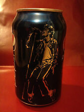 MICHAEL JACKSON - PEPSI CAN - 330ml EMPTY - BAD 25 KING OF POP - POLAND 2013