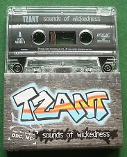 Tzant ft The Original ODC MC Sounds of Wickedness Cassette Tape Single - TESTED