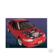 1992-2000 HONDA CIVIC ENGINE SWAP DVD