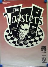 Konzertplakat Toasters