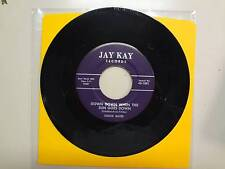 CHUCK BATES:Down Down When The Sun Goes Down-Why Can't I Get You Home On-U.S.7""