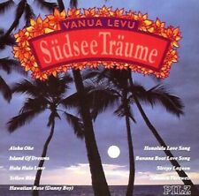 Vanua Levu - Südsee Träume - CD, 16 Tracks, Aloha Ohe, Island Of Dreams a.m.m.