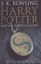 HARRY POTTER AND THE DEATHLY HALLOWS - J.K. Rowling - HB/DJ  2007 - Bloomsbury