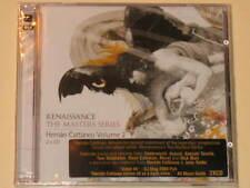 Hernan Cattaneo cd Renaissance Masters Series Volume 2 cd Nick Muir Dousk DJ NEW