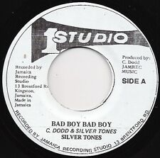 THE SILVERTONES - BAD BOY BAD BOY (STUDIO 1) 'REAL ROCK' 1979