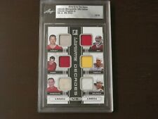 2014-15 In The Game Ultimate Decades - Roy/Lemieux/Bourque/Howe/Sawchuck/Harvey