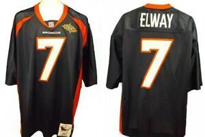 New 1997 John Elway #7 Denver Broncos Mens Mitchell & Ness Authentic Jersey $300