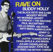 Rave on Buddy Holly [Digipak] by Various Artists (CD 2011, Hear Music) Like NEW!