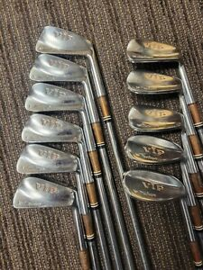 Macgregor Custom VIP Irons 1-SW. From Late 60's