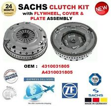 for 4310031805 a4310031805 SACHS Clutch Kit includes Flywheel, cover and Plate