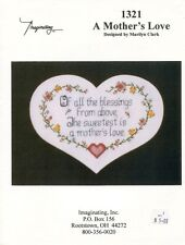 Cross Stitch Chart - Imaginating Inc - A Mother's Love