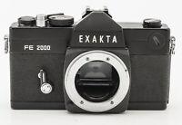 Exakta Ihagee  FE2000 FE 2000 Body SLR-Kamera Spiegelreflexkamera Gehäuse defekt
