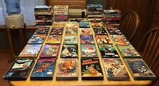 HUGE NES Lot - 63 Boxed Games PLUS Console & One Controller Bundle (AS-IS)