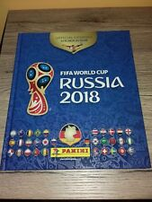 ALBUM PANINI CARTONATO RUSSIA 2018 HARD COVER GERMANIA