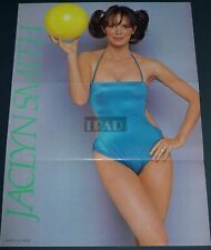 JACLYN SMITH in Swimsuit 1980 Japan Pinup Poster 11.6x16 SEXY ua/n