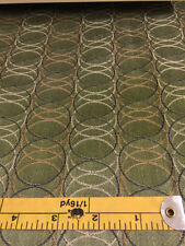 KNOLL Upholstery Fabric Chrome Green - By The Yard