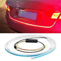RGB DC12V 7.5W 150cm Car Rear Trunk Flow Tailgate LED Light Strip Brake Bar