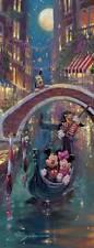 RAVENSBURGER DISNEY PANORAMA PUZZLE VENETIAN ROMANCE 1000 PCS MICKEY & MINNIE
