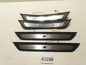 Original BMW G30 G31,M Set Cover Step Illuminated Front Rear Left