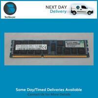 HP 16GB (1X16GB) 2RX4 PC3L-12800R DDR3-1600-MHZ MEMORY KIT - 713985-B21