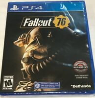 PS4: Fallout 76   New