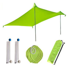 Outdoor Camping Large Family Beach Sunshade Shelter Waterproof Portable Tent New