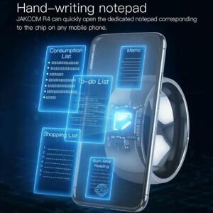 R4 Smart Ring Waterproof Dustproof Fallproof Smart Ring for Windows NFC Phone